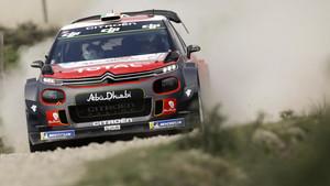 Kris Meeke en el Rally de Portugal