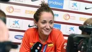 Laia Palau, experiencia para el Spar Citylift Girona