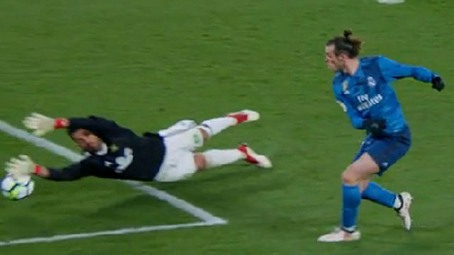 LALIGA | Betis - Real Madrid (3-5): Bale volvió a ganarle una carrera a Bartra
