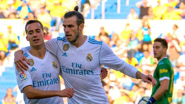 LALIGA | Las Palmas - Real Madrid (0-3): El gol de Bale