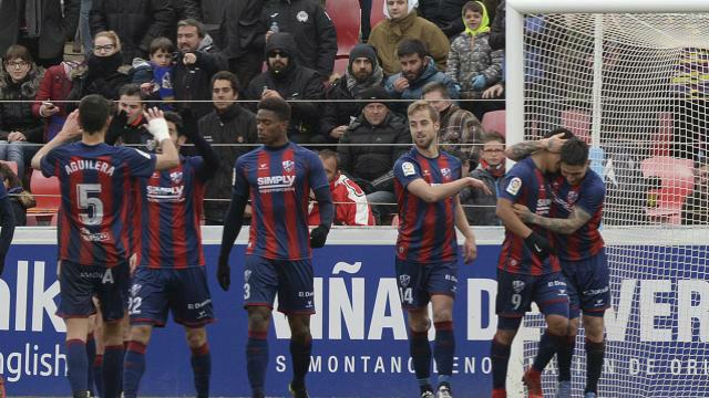 LALIGA123 | Huesca - Numancia (2-1)