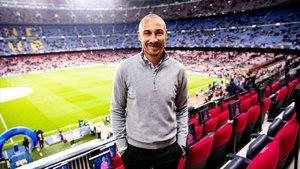 Larsson guarda un recuerdo imborrable de su paso por el Barça