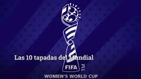 Las 10 tapadas del Mundial