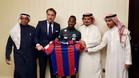 Desembarco de jugadores saudíes en la Liga
