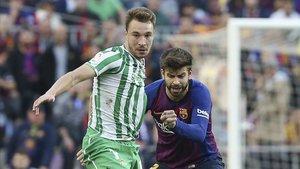 Loren es una de las altenativas que baraja el FC Barcelona por si falla la opción de Rodrigo