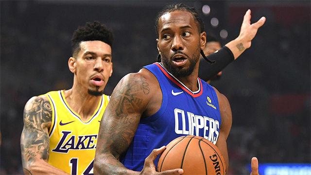 Los Lakers comienzan la temporada con derrota ante Los Ángeles Cliippers (112-102)