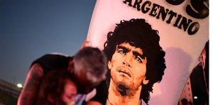Luto por Maradona