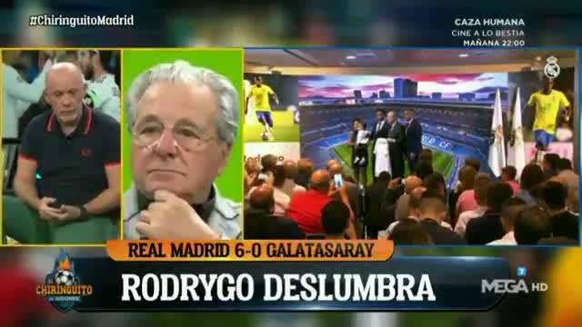 El madridismo no aprende... Ya comparan a Rodrygo con Messi