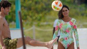 Marcos Alonso y Stephania Stegman disfrutan de unas vacaciones en Miami | Daily Mail