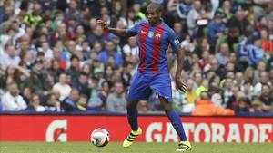 Marlon fue protagonista durante la pretemporada del primer equipo