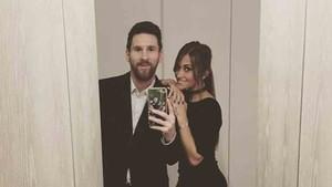 A Messi no le gusta ir de compras con su mujer