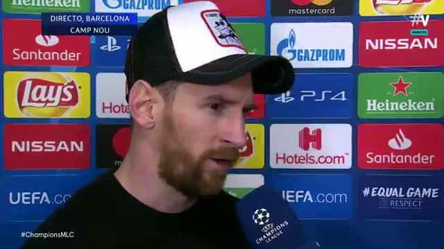 Messi: Pasamos un ratito de sufrimiento innecesario con el 2-1
