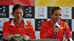 Muguruza seguirá trabajando con Anabel Medina