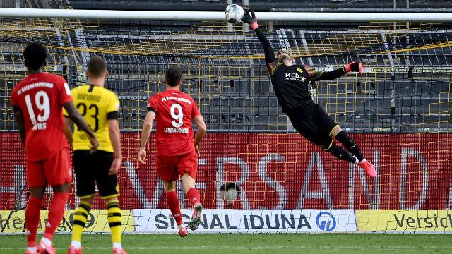 ¡Obra de arte made in Bundesliga! Escandalosa vaselina de Kimmich ante el Dortmund