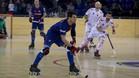 Pablito Álvarez decantó el duelo en la primera mitad