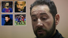 Pablo Machín habló largo y tendido de fútbol para SPORT
