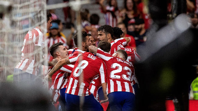 Partey rescata al Atlético
