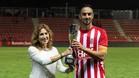 Richy Alvarez ha estado seis temporadas en el Girona