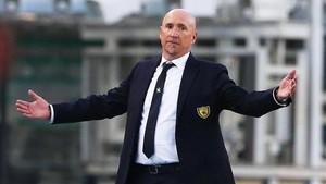 Rolando Maran ha sido cesado como técnico del Chievo