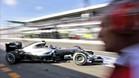 Rosberg lidera el primer día en Alemania