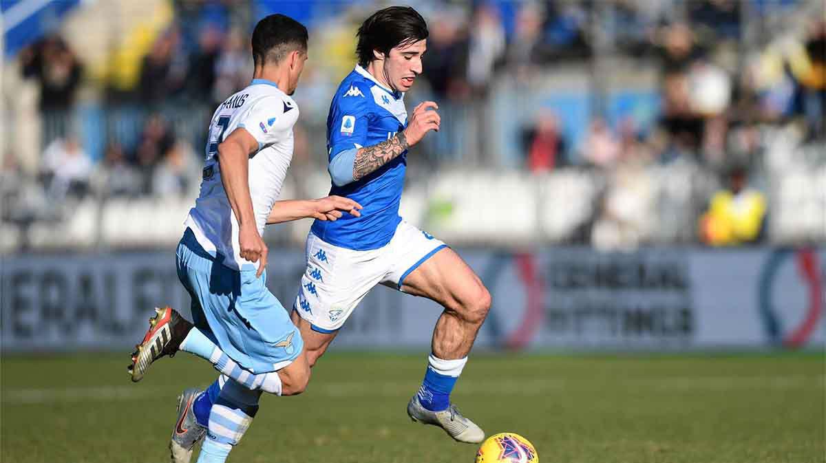 Sandro Tonali, el nuevo Pirlo