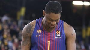 Séraphin se perderá lo que queda de temporada con el Barça Lassa