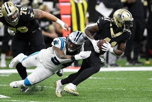 Tanto los Saints como los Panthers están por detrás de los Bucs