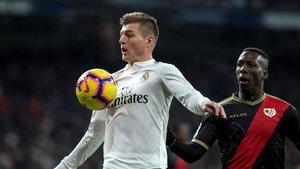 Toni Kroos es objeto de deseo del Inter