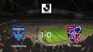 Tres puntos para el equipo local: Yokohama 1-0 FC Tokyo