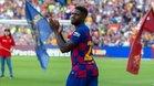 Umtiti, titular en el Camp Nou