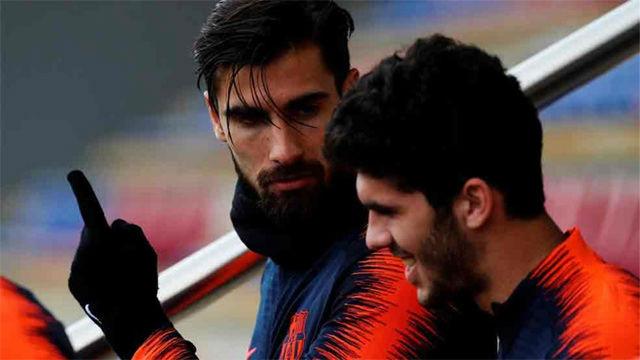 Valverde convocará a Aleñá para el partido ante el Athletic