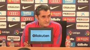 Valverde habló sobre Griezmann