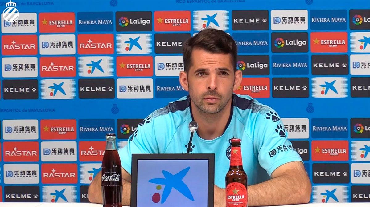 Víctor Sánchez: Nos quedan once partidos que van a ser once finales