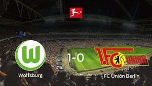 El Wolfsburg gana 1-0 al Unión Berlín en el Volkswagen Arena