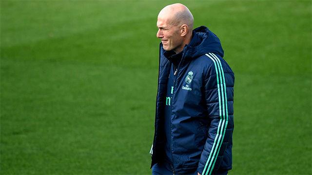 Zidane: Pep siempre ha demostrado que es el mejor