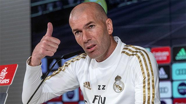 Zidane: Si Ramos quiere ir a los Juegos le voy a apoyar