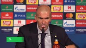 Zidane: No voy a señalar a nadie