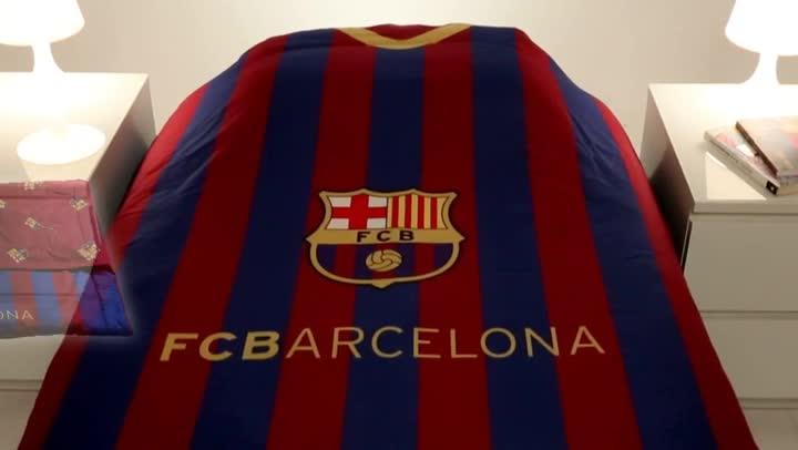 Consigue con SPORT el edredón del Barça   Barça | SPORT