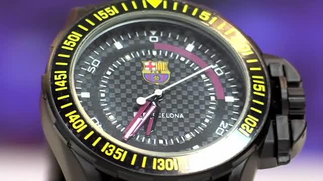 c1258c84ff3e Así es el flamante reloj del Barça ofrecido por SPORT