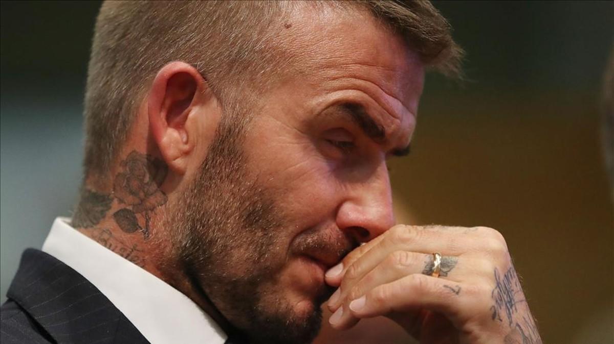 Resultado de imagen para La Alcaldía de Miami debe responder a la demanda por el alquiler de un estadio al equipo de David Beckham