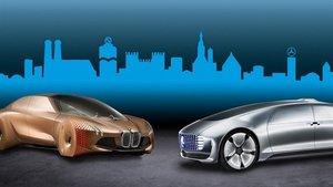 BMW y Daimler siguen colaborando para desarrollar el futuro.