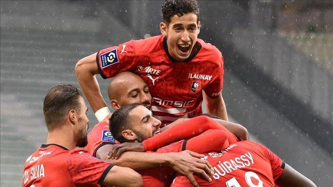 El Stade Rennais de Camavinga asalta el liderato de la Ligue 1