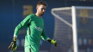 Adriá Ortolá ha dejado de pertenecer al FC Barcelona