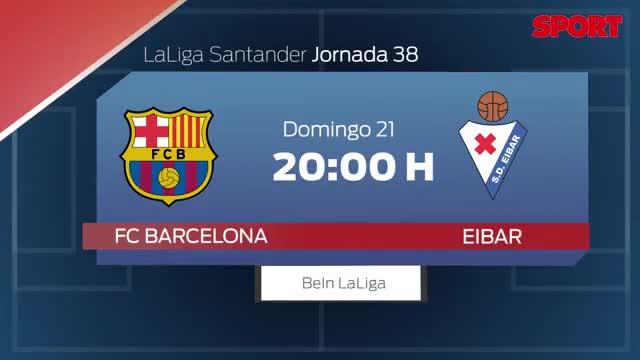La agenda de todas las secciones del Barça el fin de semana