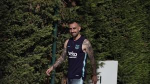 Alcácer puede salir del Barça