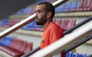 Aleix Vidal tiene el futuro lejos del Barça