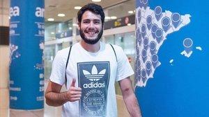 Àlex Abrines regresa al Barça tres años después
