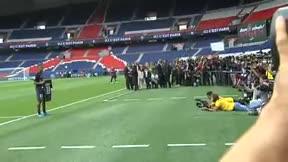 Así fue la presentación de Neymar con el PSG