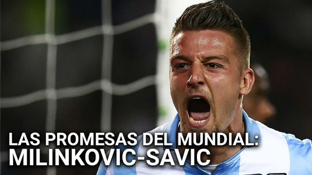 Así juega Milinkovic-Savic, al que se relaciona con el FC Barcelona