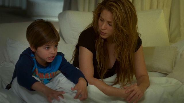 Así vivieron Shakira y Milan Piqué la debacle de Anfield
